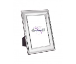 Photo Frame With Wooden Back 13cm x 9cm Sterling Silver
