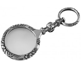 Magnifying glass pendants and sterling silver desk hand magnifying unique magnifying glass pendant sterling silver aloadofball Gallery